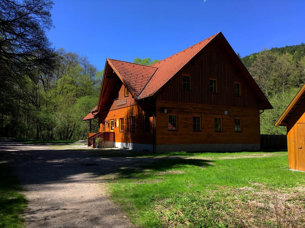 jochannesbachklamm schutzhaus