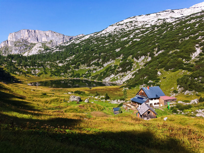 Pühringerhütte schronisko