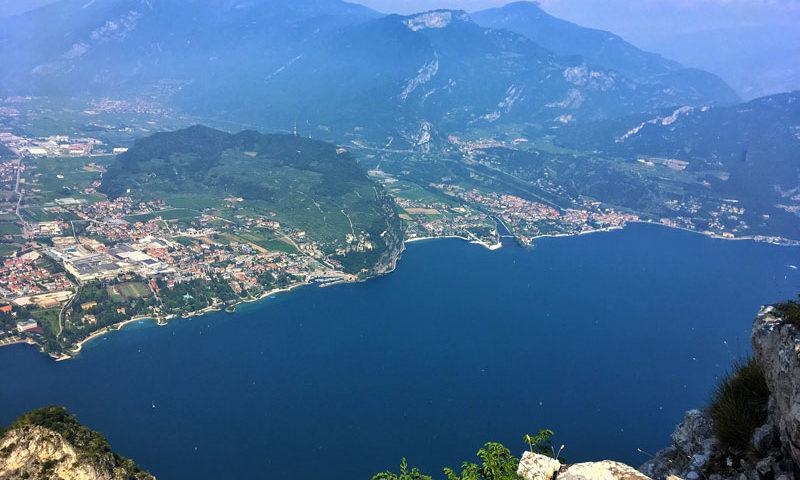 dojazd nad jezioro Garda